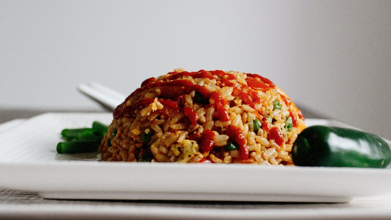 Quick and Easy Spicy Chicken Fried Rice: Better Than Takeout