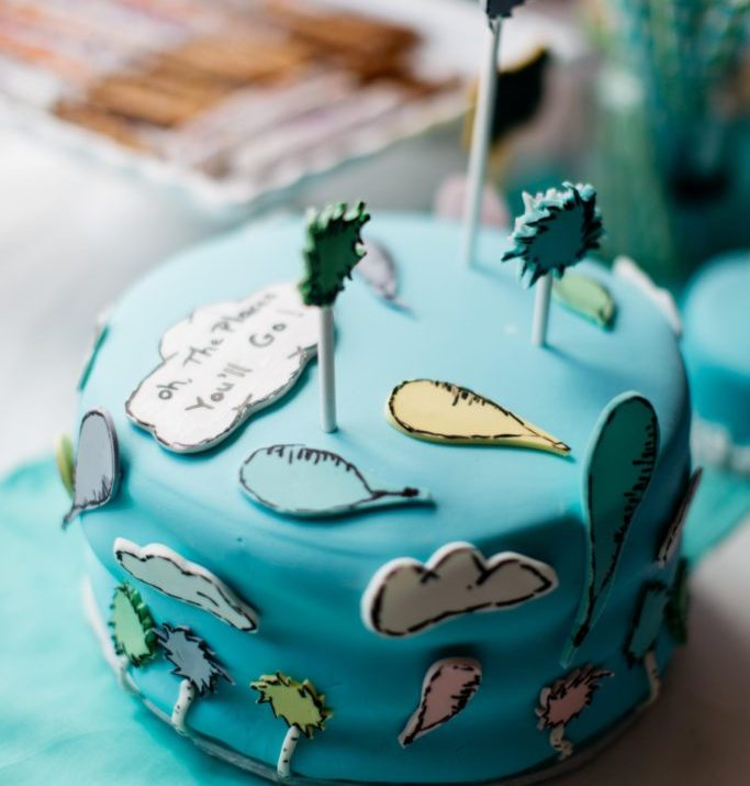 Oh, The Places You'll Go! A Dr. Seuss Birthday Party