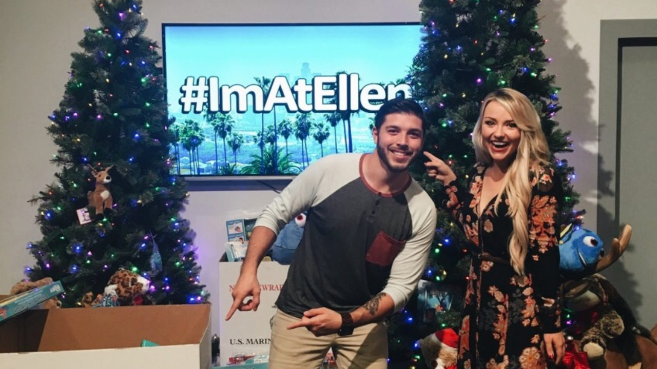 How To Get Tickets To Ellens 12 Days Of Christmas 2019 How We Got Tickets to The Ellen Show + 12 Days of Giveaways (and
