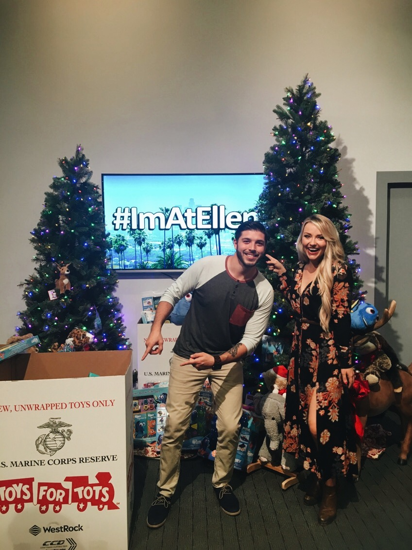 How to get tickets to the ellen show 12 days of christmas