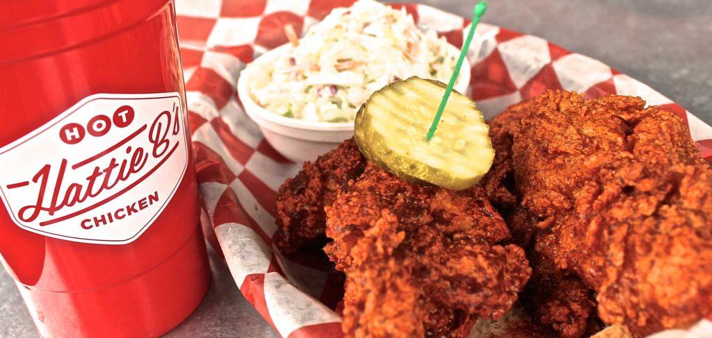 Best Restaurants in Nashville Where to Eat in Nashville Hattie Bs Chicken