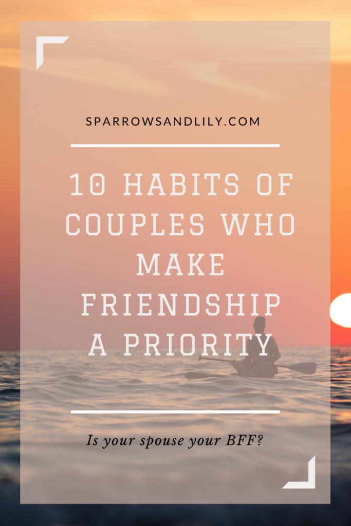 happy couples friendship