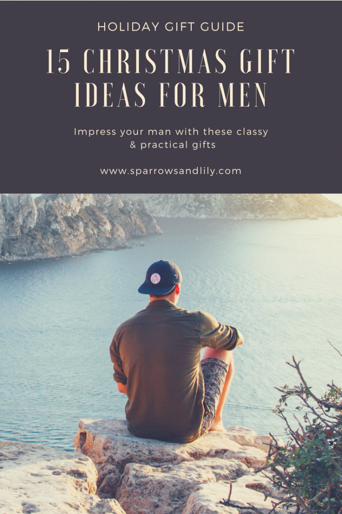 Christmas Gift Ideas For Your Boyfriend.15 Christmas Gift Ideas For The Men In Your Life