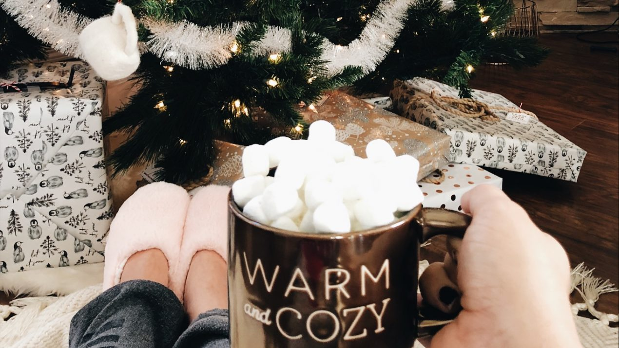 The Coziest Rooms in Our Home this Holiday Season