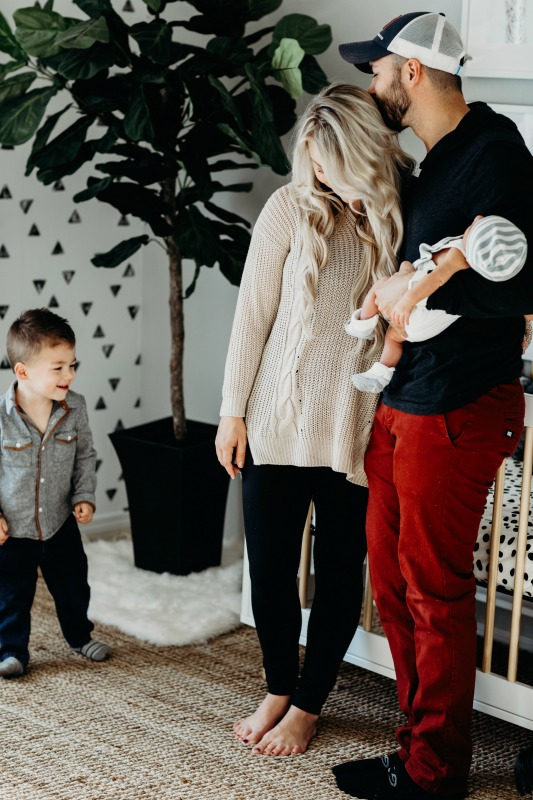 newborn, newborn registry, new mom, motherhood, hospital bag, advice for new moms