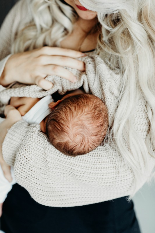 breastfeeding, newborn, newborn registry, new mom, motherhood, hospital bag, advice for new moms