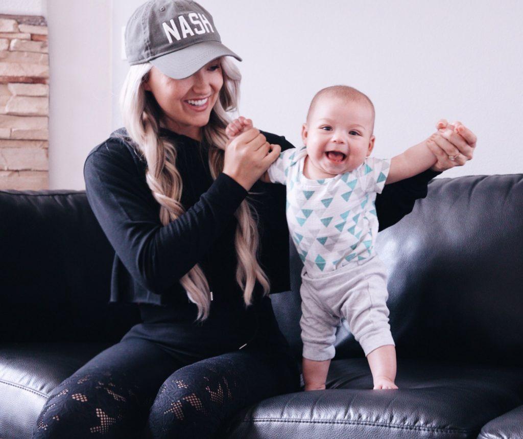 postpartum fitness pregnancy health newborn mom fit mom fit life