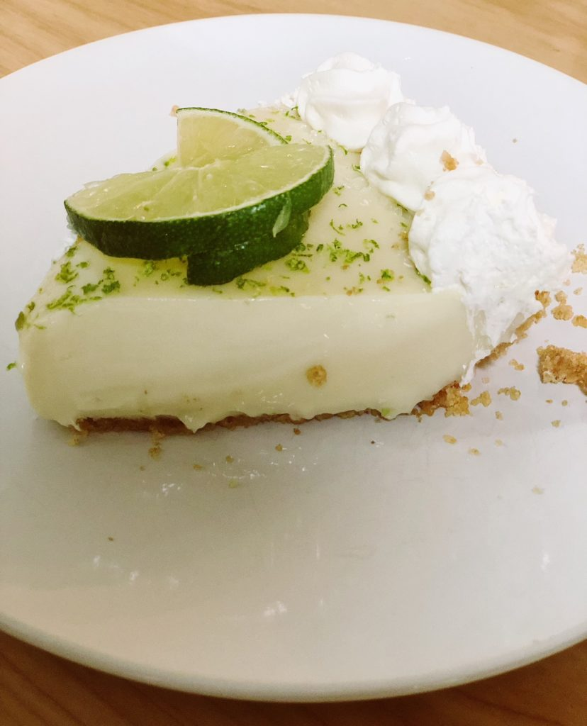 key lime pie easy pie easy dessert holiday dessert quick pie cold dessert homemade graham cracker crust
