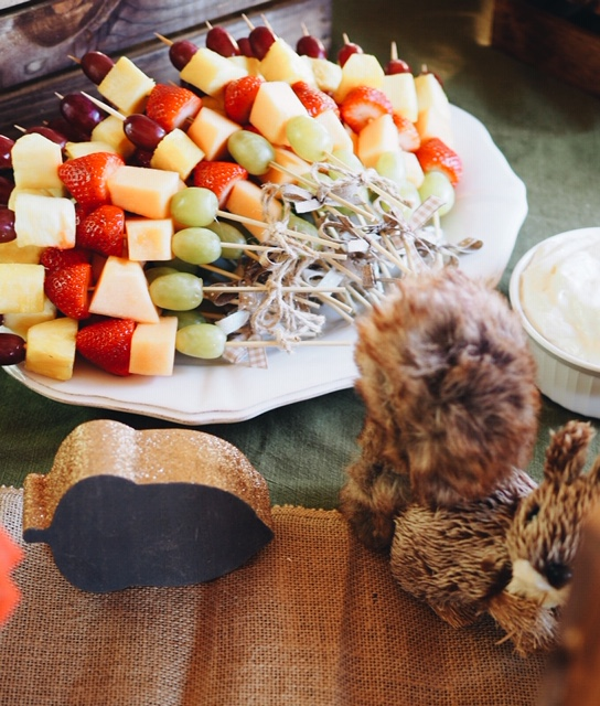 fall decor, fruit kebabs, floral wreaths, succulent centerpiece, naked cake, baby shower cake, baby shower ideas, woodland themed baby shower, woodland theme, hedgehog cheeseball, creative baby shower, neutral baby shower, charcuterie, cheese board, wood, rustic party, gender reveal, baby, newborn baby, diaper bag, baby registry, hospital bag