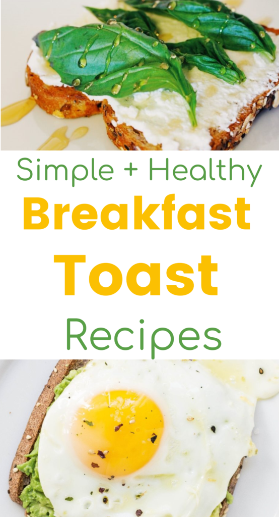 Healthy breakfast toast | easy toast recipes | easy breakfast recipe | easy breakfast | quick breakfast recipe | healthy breakfast | healthy food | healthy meal prep | meal prep ideas | breakfast ideas | paleo breakfast | keto | whole 30