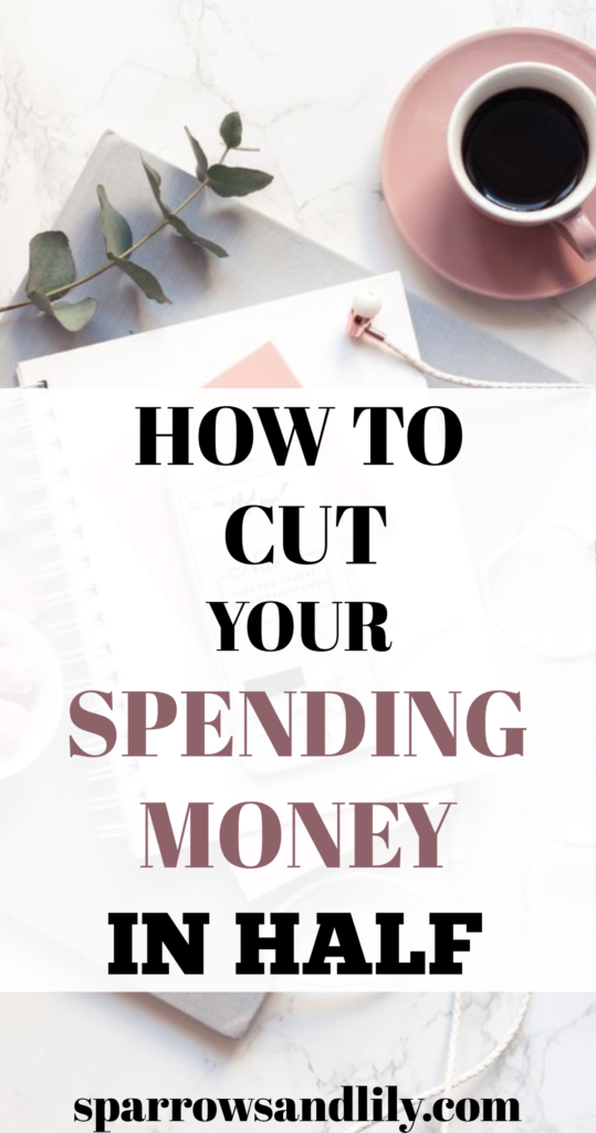 save money, budget, financial stress, finances, dave ramsey, cut costs, savings account, retirement