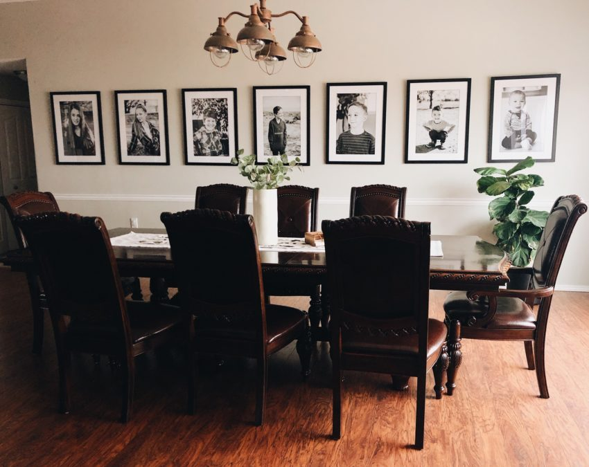 The Best of Home Decor: Gallery Walls