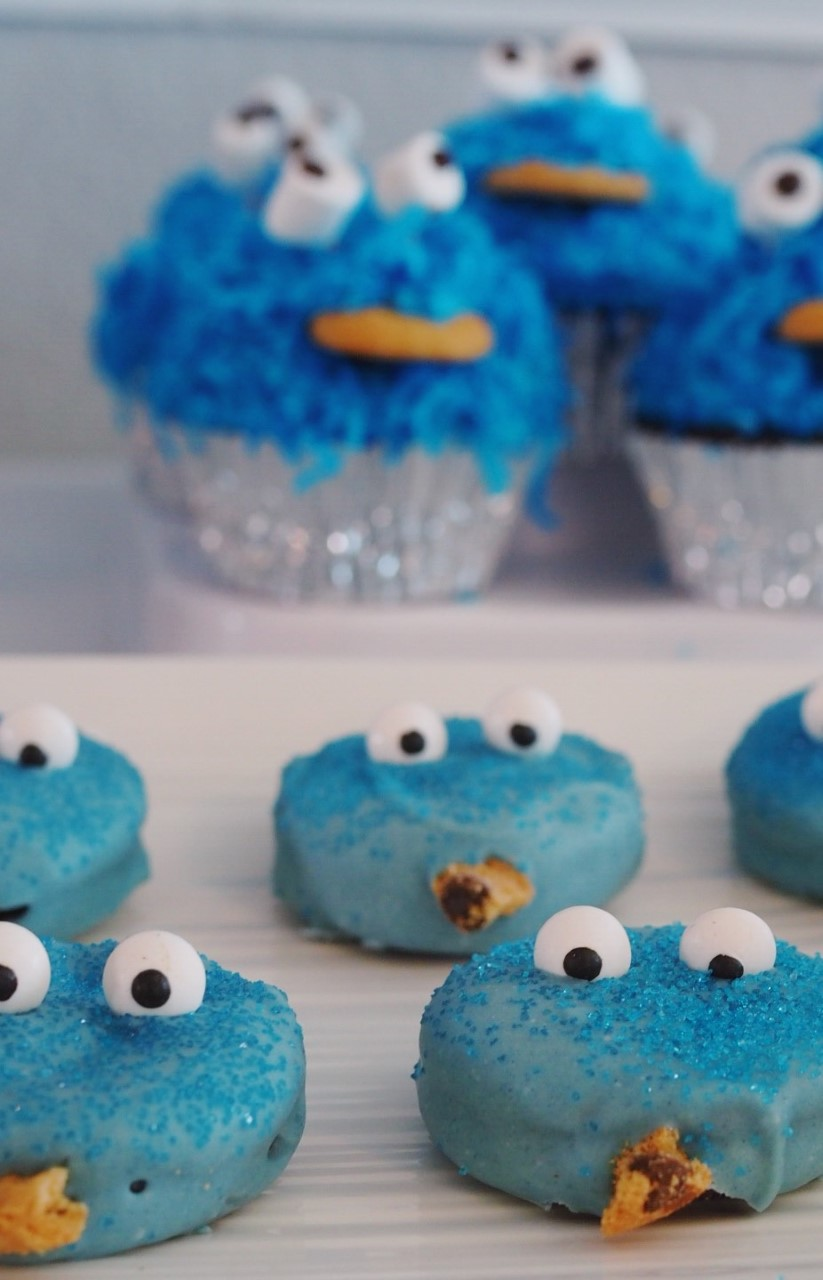 cookie monster birthday 22