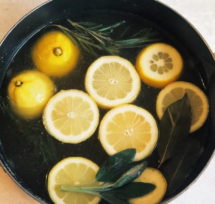 Lemon and Herb Chicken Brine