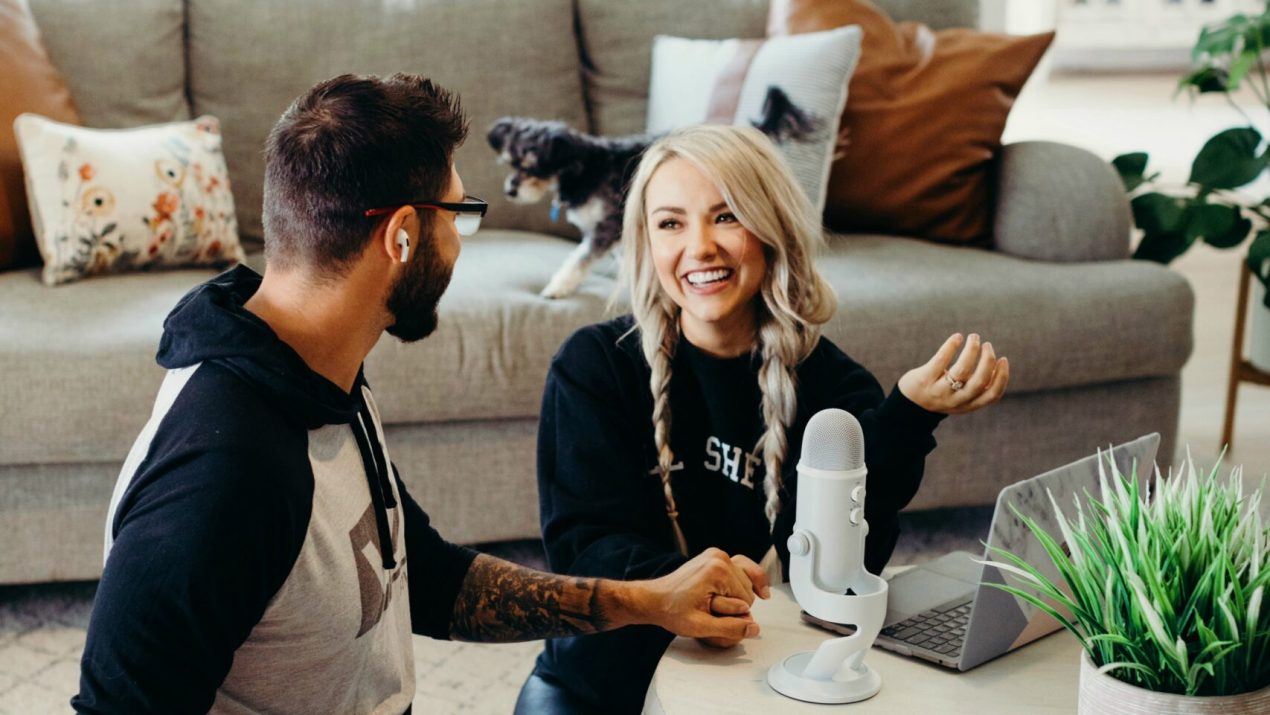 57   Jesse and Lindsey: A Fun Q&A On Life and Marriage