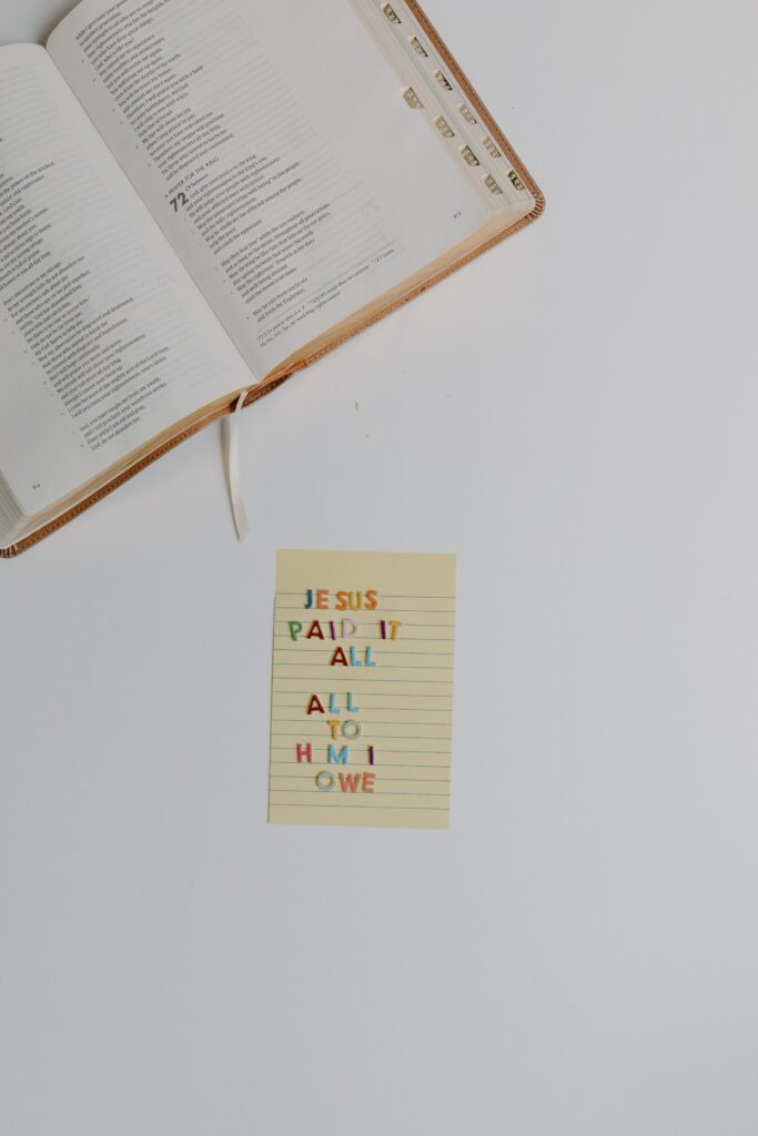 how to study the Bible, how to read the Bible, new christian, studying God's word, studying the Word, the living easy podcast, quiet time, motherhood devotionals