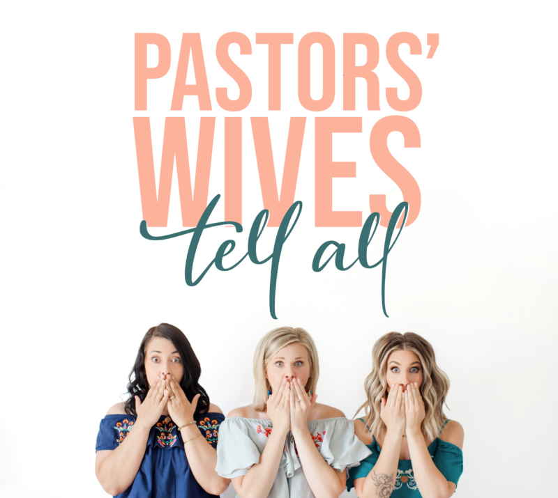 77 | How to Make (and Keep) Good Friends as an Adult and as a Couple with Pastors' Wives: Stephanie, Jenna & Jessica
